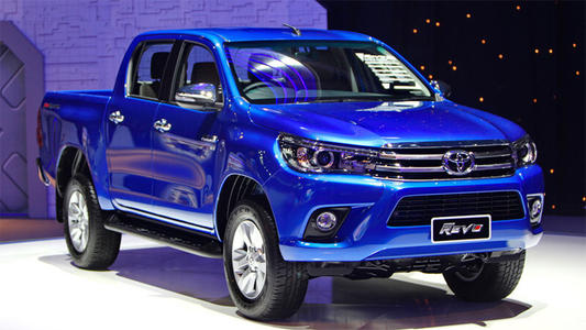 Toyota Hilux Revo 2017 Owner's Review的规格与功能