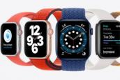 Apple Watch Series 6与更便宜的Watch SE一同发布